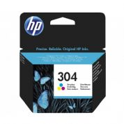 HP 304 Ink Cartridge - Tri-colour